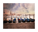 Venice Italy Photographic Print by Annmarie Young
