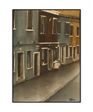 Burano Italy No 23 Photographic Print by Diane Strain