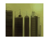 Talking Towers 11 Photographic Print by Diane Strain