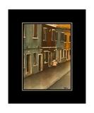 Burano Italy No 16 Photographic Print by Diane Strain