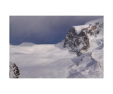 Glacier On Monte Rosa, Switzerland Photographic Print by Ronald A Dahlquist