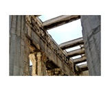 Architectural Structure of The Parthenon Photographic Print by Diane Strain