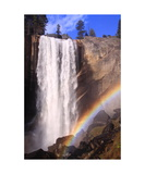 Vernal Fall, Yosemite Photographic Print by Ronald A Dahlquist