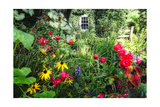 Garden State Dream Garden Photographic Print by George Oze