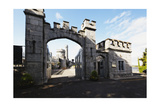 Entrance View of Blackrock Castle, Ireland Photographic Print by George Oze