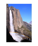 Upper Yosemite Fall Photographic Print by Ronald A Dahlquist