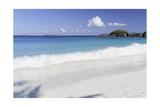 White Sand beach, St John, USVI Photographic Print by George Oze