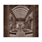 Chicagos Union Station BW Photographic Print by Steve Gadomski