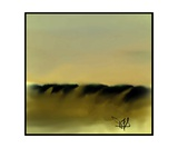 Dune Shadows A A 5 Photographic Print by Diane Strain
