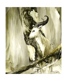 Epic Deer Photographic Print by Grim Wilkins