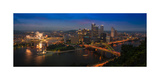 Pittsburgh PA Photographic Print by Steve Gadomski