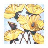 Golden Blooms Reproduction photographique par Herb Dickinson