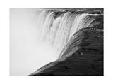 Niagara Falls BW Photographic Print by John Gusky