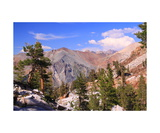 Mineral King Scene From The Eagle Lake Trail Photographic Print by Ronald A Dahlquist