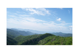 Great Smokies Photographic Print by Herb Dickinson
