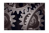 Gears Number 1 Reproduction photographique par Steve Gadomski