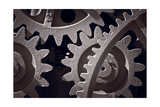Gears Number 1 Photographic Print by Steve Gadomski