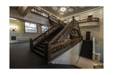Stairwell Chicago Cultural Center Photographic Print by Steve Gadomski