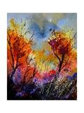 Autumn 453180 Photographic Print by  Ledent