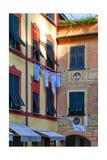 Italian Street Still, Portofino, Liguria, Italy Photographic Print by George Oze