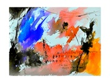 Abstract 56231 Photographic Print by  Ledent