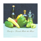 A True Meal Photographic Print by Herb Dickinson