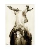Disquiet Photographic Print by Grim Wilkins
