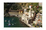 Church In Vernazza Photographic Print by George Oze