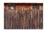 Barnside Number 3 Grand Tetons Photographic Print by Steve Gadomski