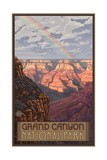 Grand Canyon Rainbow Pal 1222 Photographic Print by Paul A Lanquist