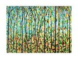 Forest Light Art par Herb Dickinson