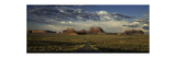 Monument Valley Panorama Photographic Print by Steve Gadomski