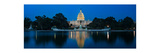 United States Capitol Photographic Print by Steve Gadomski