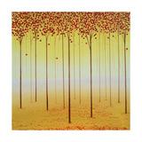 Forest Memories Affiche par Herb Dickinson