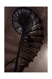 Tower Stairs Photographic Print by Steve Gadomski