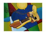 Mystic Strings Affiches par Herb Dickinson