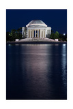 Jefferson Memorial Washington DC Photographic Print by Steve Gadomski