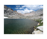 Lake 10,440 In Nine Lakes Basin Photographic Print by Ronald A Dahlquist