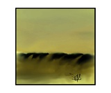 Dune Shadows A A 7 Photographic Print by Diane Strain