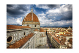 Duomo of Florence, Tuscany, Italy Photographic Print by George Oze