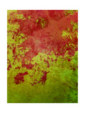 Abstract 304 Photographic Print by Herb Dickinson