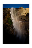 Bridal Veil Falls Photographic Print by John Gusky