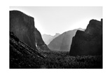 Yosemite Valley Mono Photographic Print by John Gusky