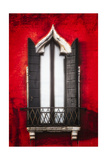 Venetian Window Photographic Print by George Oze