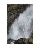 Wapama Falls, Hetch Hetchy, Yosemite Photographic Print by Ronald A Dahlquist