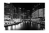 Chicago River Photographic Print by John Gusky