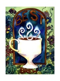 Best Brew Coffee Photographic Print by Blenda Tyvoll