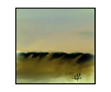 Dune Shadows A A 2 Photographic Print by Diane Strain