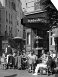 Restaurant/Bistro in the Marais District, Paris, France Prints by Jon Arnold