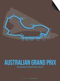 Australian Grand Prix 2 Posters by  NaxArt